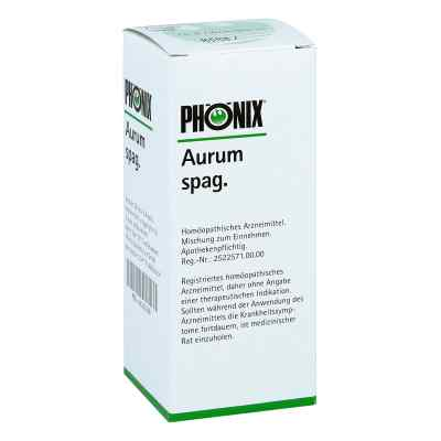 Phönix Aurum spag. Tropfen  bei apo-discounter.de bestellen