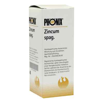 Phönix Zincum spag. Tropfen  bei apo-discounter.de bestellen