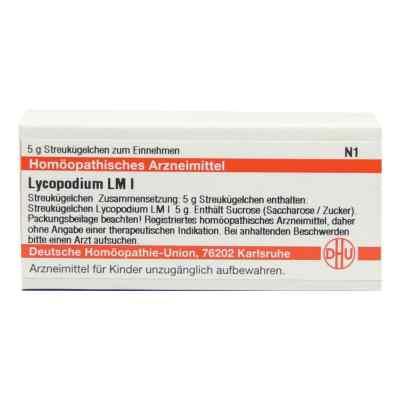 Lm Lycopodium I Globuli  bei apo-discounter.de bestellen