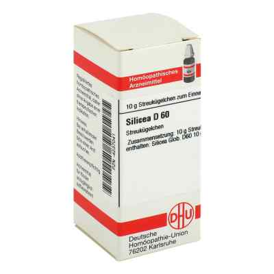 Silicea D 60 Globuli  bei apo-discounter.de bestellen