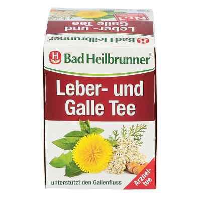Bad Heilbrunner Tee Leber und Galle Filterbeutel  bei apo-discounter.de bestellen