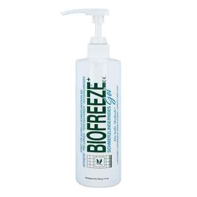 Biofreeze schmerzlinderndes Gel Spender  bei apo-discounter.de bestellen