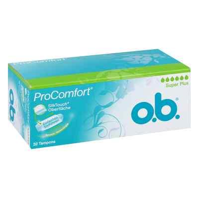 O.b. Tampons Procomfort super plus  bei apo-discounter.de bestellen