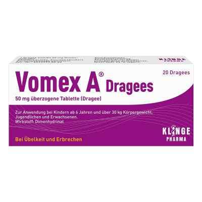 Vomex A Dragees  bei apo-discounter.de bestellen
