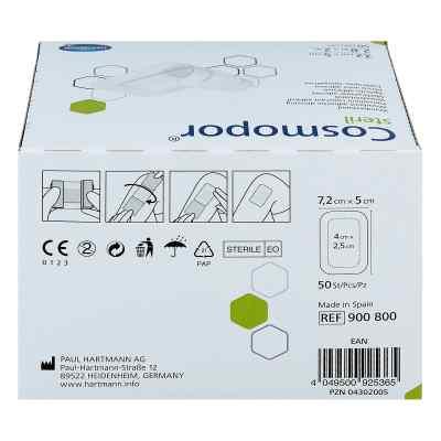 Cosmopor steril 5x7,2 cm  bei apo-discounter.de bestellen