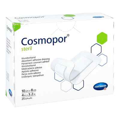 Cosmopor steril 8x10 cm  bei apo-discounter.de bestellen