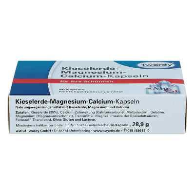 Kieselerde Magnesium Calcium Kapseln  bei apo-discounter.de bestellen