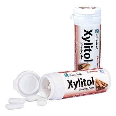 Miradent Zahnpflegekaugummi Xylitol Zimt  bei apo-discounter.de bestellen
