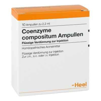 Coenzyme compositum Ampullen  bei apo-discounter.de bestellen