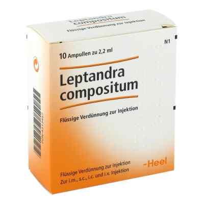 Leptandra Compositum Ampullen  bei apo-discounter.de bestellen