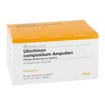 Ubichinon compositus Ampullen  bei apo-discounter.de bestellen