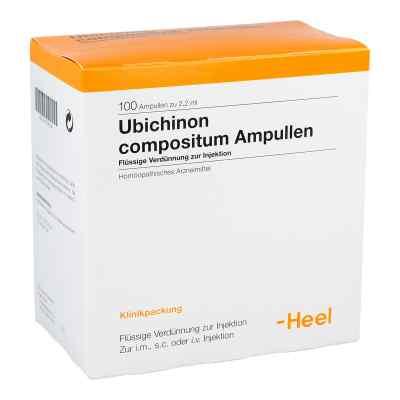 Ubichinon compositus Ampullen 04314304