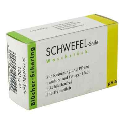 Schwefel Seife Blücher Schering  bei apo-discounter.de bestellen