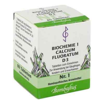 Biochemie 1 Calcium fluoratum D 3 Tabletten  bei apo-discounter.de bestellen