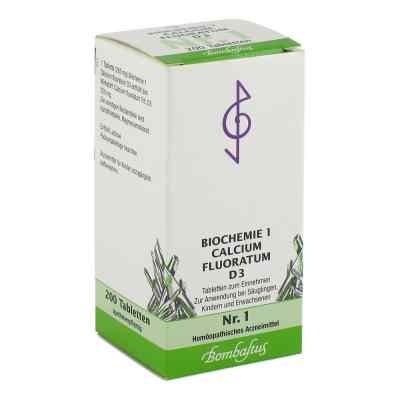 Biochemie 1 Calcium fluoratum D3 Tabletten  bei apo-discounter.de bestellen