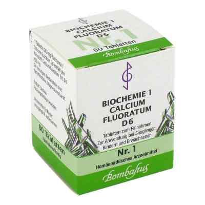 Biochemie 1 Calcium fluoratum D6 Tabletten  bei apo-discounter.de bestellen