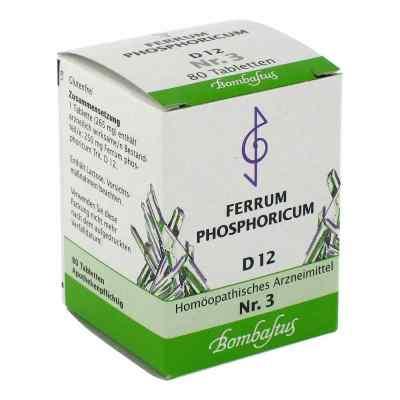 Biochemie 3 Ferrum phosphoricum D 12 Tabletten  bei apo-discounter.de bestellen