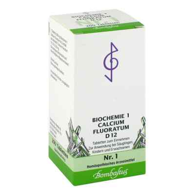 Biochemie 1 Calcium fluoratum D12 Tabletten  bei apo-discounter.de bestellen