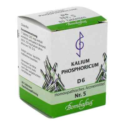 Biochemie 5 Kalium phosphoricum D6 Tabletten  bei apo-discounter.de bestellen