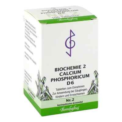 Biochemie 2 Calcium phosphoricum D 6 Tabletten  bei apo-discounter.de bestellen