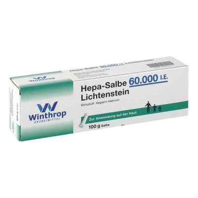 Hepa-Salbe 60000 I.E. Lichtenstein  bei apo-discounter.de bestellen