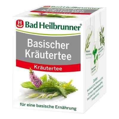 Bad Heilbrunner Tee Basische Kräuter Filterbeutel  bei apo-discounter.de bestellen