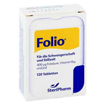 Folio + B12 Tabletten