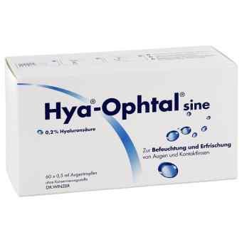 Hya Ophtal sine Augentropfen  bei apo-discounter.de bestellen