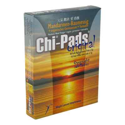Chi Pads Mandarin.baumessig Fussreflexzonen Pads  bei apo-discounter.de bestellen