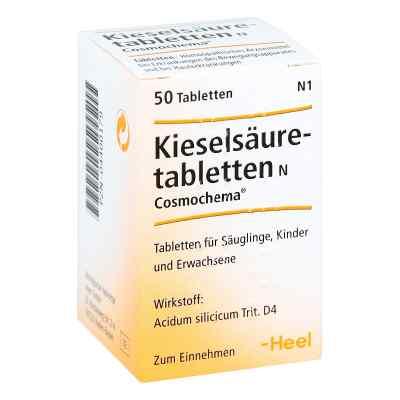 Kieselsäure N Cosmochema Tabletten  bei apo-discounter.de bestellen