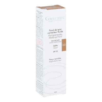 Avene Couvrance korrigier.Make up Fluid sand