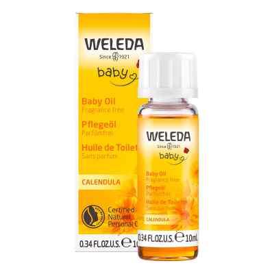 Weleda Calendula Pflegeöl parfümfrei  bei apo-discounter.de bestellen