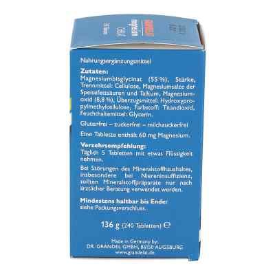 Grandelat Mag 60 Magnesium Tabletten  bei apo-discounter.de bestellen