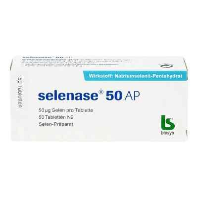 Selenase 50 Ap Tabletten  bei apo-discounter.de bestellen