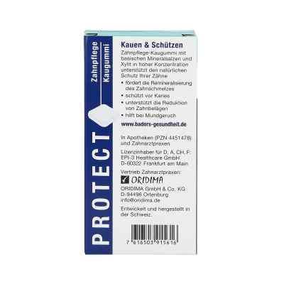 Baders Protect Gum Zahnpflege Kaugummi  bei apo-discounter.de bestellen