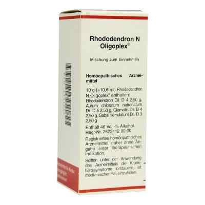 Rhododendron N Oligoplex Liquidum  bei apo-discounter.de bestellen