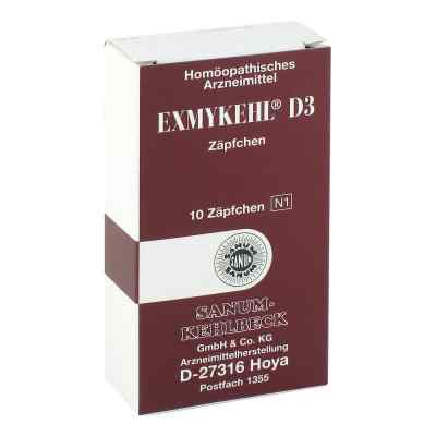 Exmykehl D 3 Suppositorien  bei apo-discounter.de bestellen