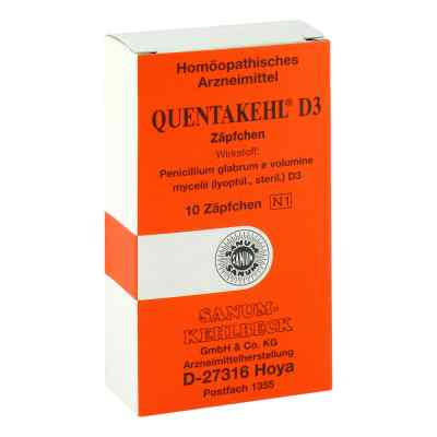 Quentakehl D3 Suppositorien  bei apo-discounter.de bestellen