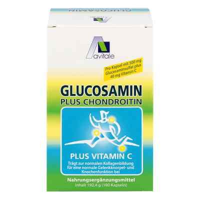 Glucosamin 500 mg+Chondroitin 400 mg Kapseln