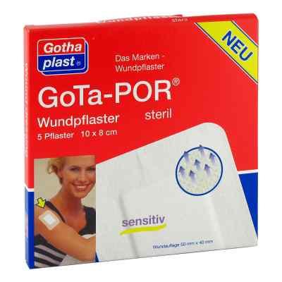 Gota-por Wundpflaster steril 80x100 mm  bei apo-discounter.de bestellen