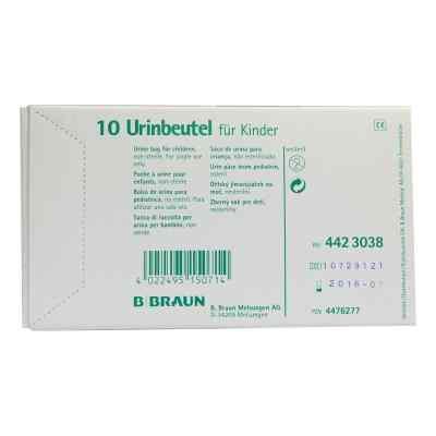 Urin Beutel  für  Kdr.z.ankleben unsteril ohne Antir.Vent.  bei apo-discounter.de bestellen