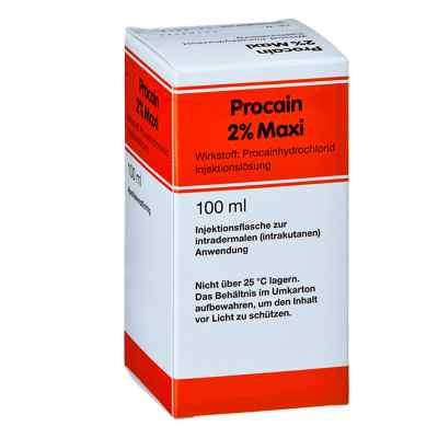 Procain Röwo 2% Maxi Injektionsflaschen  bei apo-discounter.de bestellen