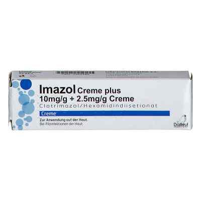 Imazol Creme plus 10mg/g + 2,5mg/g  bei apo-discounter.de bestellen
