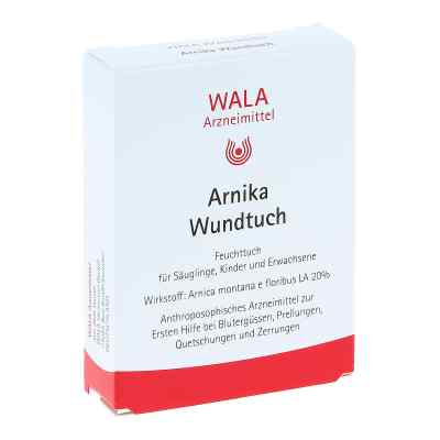 Arnika Wundtuch  bei bioapotheke.de bestellen