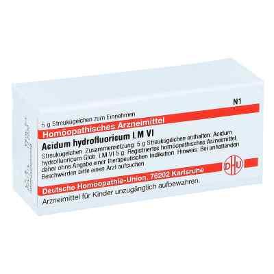 Lm Acidum Hydrofluor. Vi Globuli  bei apo-discounter.de bestellen