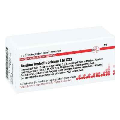 Lm Acidum Hydrofluor. Xxx Globuli  bei apo-discounter.de bestellen