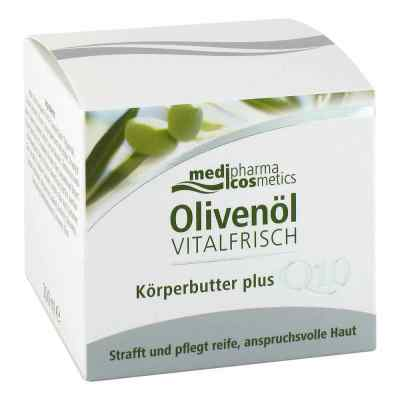 Olivenöl vitalfrisch Körperbutter