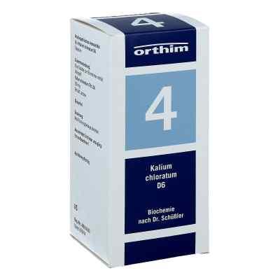 Biochemie Orthim 4 Kalium chloratum D6 Tabletten  bei apo-discounter.de bestellen