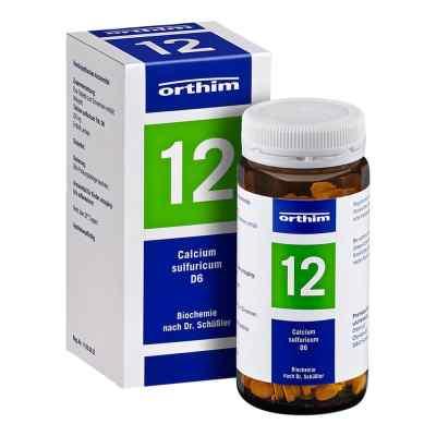 Biochemie Orthim 12 Calcium sulfuricum D 6 Tabletten   bei bioapotheke.de bestellen