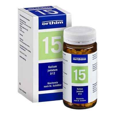 Biochemie Orthim 15 Kalium jodatum D12 Tabletten  bei apo-discounter.de bestellen